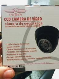 Camera de segurança Power XL - 5 unidades