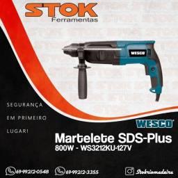 Martelete Sds Plus 800w Wesco