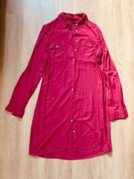 Vestido Hering Rosa Pink