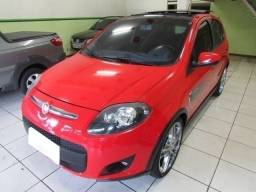 Fiat palio> mpi> 1.6 sporting> cor vermelho . conservado - 1010