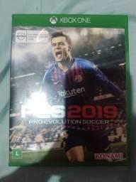 Pés 2019 Xbox one