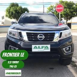 Frontier LE - Alfa Veiculos