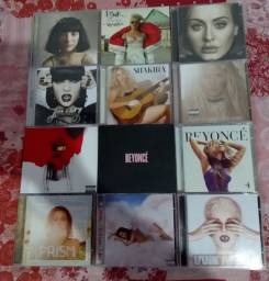 Cds Originais.