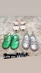 Melissa lote 17/18
