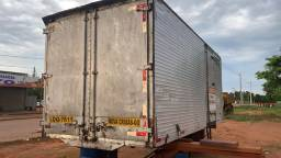 Carroceria Báu para caminhão 8.120 Volks