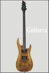 Curso de Guitarra e Canto individual ou em grupo