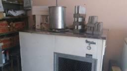 Maquina de Sorvete e Açai conjugada - Usada Mongagua