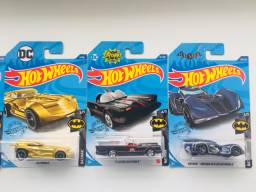 Hot wheels Batman 2020 completo