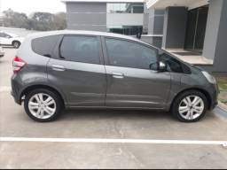 Honda Fit Ex Flex Chumbo - 2010/2010