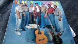 Lp Raça Negra 1992