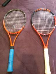 Vendo raquetes de tênis profissional whatsapp *