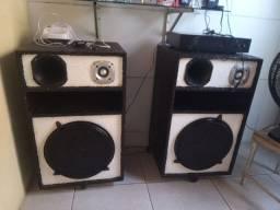 Título do anúncio: Duas caixas de som!