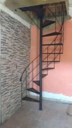 Título do anúncio: Escada caracol e reta