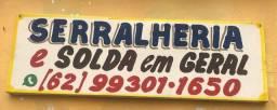 Título do anúncio: SERVIÇOS DE SERRALHERIA