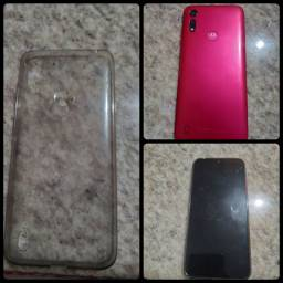 Motorola Novo, só tem dois meses de uso