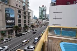 Título do anúncio: Apartamento Piscina Privativa Meia praia Frente Nereu Ramos