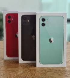 iPhone 11 64gb Lacrado (1 ano de garantia)