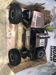 Carrinho 4x4 Metal Crawler Rc 2.4 Monster Truck P.entrega<br><br>