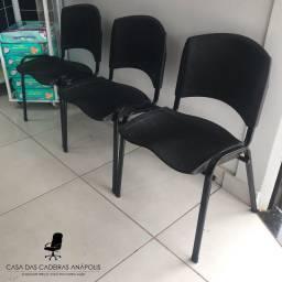 Cadeiras empilháveis ISO