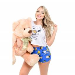 Título do anúncio: Pijamas feminino pronta entrega de algodão