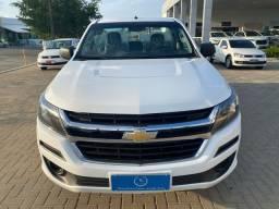 Título do anúncio: Chevrolet s10 diesel 4x4 cabine simples LS 2019 carro top