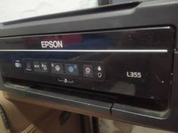 Título do anúncio: Impressora Epson L355