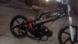 Título do anúncio: Bmx cm moto d ciquentinha