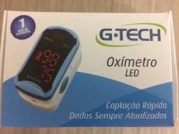 Oxímetro LED de dedo G-TECH (sem uso$