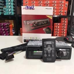 Auto radio pioneer modelo que pega controle #nf vendas 2021 #nf vendas 2021