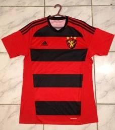 Camisa Sport Recife Adidas Original Vermelha