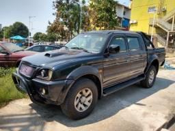 Título do anúncio: L200 HPE 2007 Aut 4x4 Diesel