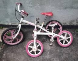Bike aro 16 e aro 12