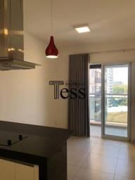 Título do anúncio: Apartamento para aluguel, 1 quarto, 1 vaga, Jardim Tarraf II - São José do Rio Preto/SP