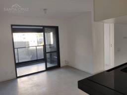 Título do anúncio: Apartamento com 2 dormitórios, 50 m² - venda por R$ 690.000,00 ou aluguel por R$ 2.800,00/