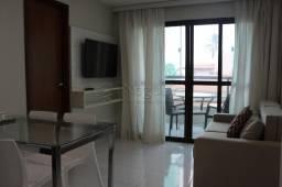 AR / Apartamento mobiliado em Porto de Galinhas, a 50 metros do mar