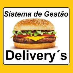 Título do anúncio: Sem Mensalidades - Sistema de Gestão para Deliverys, Lanchonetes, Açaí, Pizzarias