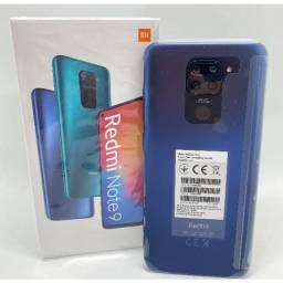 Celular Xiaomi Redmi Note 9 - Global - Entrega Grátis