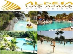 Título Aldeia das Águas Park Resort- Barra do Piraí/RJ