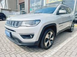 Título do anúncio: Jeep Compass Longitude 2.0 Flex Baixo Km 61.000****