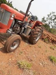Trator mf 85x