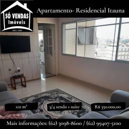 Título do anúncio: Apartamento - Residencial Itauna