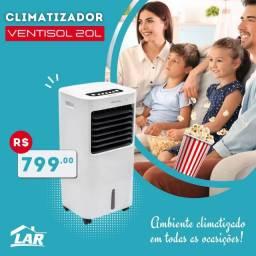 climatizador ventisol 20 litros