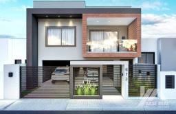 Sobrado com 3 dormitórios à venda, 170 m² por R$ 530.000,00 - Boqueirão - Guarapuava/PR