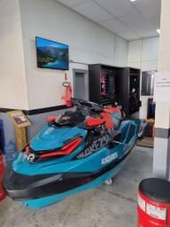 Título do anúncio: Jet ski Sea Doo Wake Pro 230 ano 2018