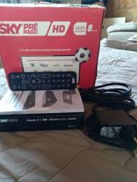 Sky pré pago HD