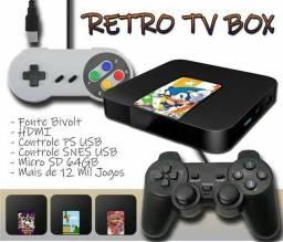 Tv_box Game 10.000 Jogos<br>Novos garantia e entregamos