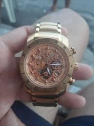 Relógio Bvlgari primeira linha