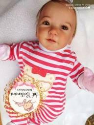 Título do anúncio: Bebê Reborn Terapeutico pronta entrega par adia das crianças