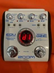 Pedaleira Zoom E2 edu Arduanuy