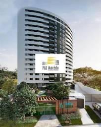 Título do anúncio: Apartamento 03 quartos nas Graças, 85 m², Lazer Completo com Varanda Gourmet